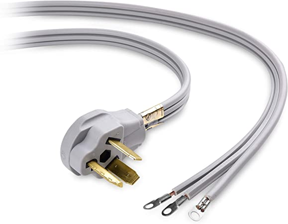 Cable Matters 3 Prong Dryer Cord, 30 Amp Appliance Cord (NEMA 10-30P on three prong plug, 3 prong stove plug, 3 prong electric cord, 30 amp 3 prong plug, 220v plug, 240 volt 3 prong plug, 3 prong generator plug, 3 prong washer plug, 3 prong air conditioner plug, 3 prong tv plug, 3 prong refrigerator plug, 3 prong plug wiring diagram, 3 prong electric plug, 3 prong computer plug, 3 prong flasher wiring-diagram,
