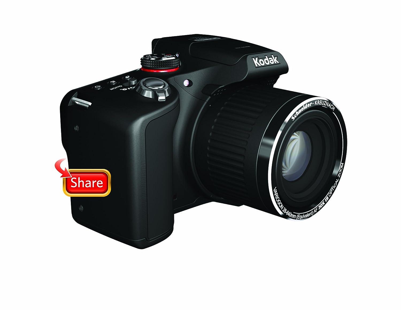amazon com kodak easyshare z990 12 mp digital camera with 30x rh amazon com