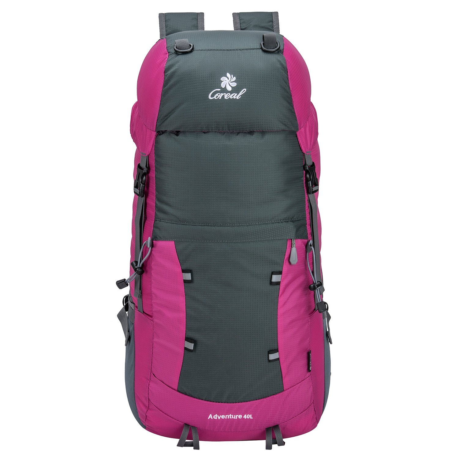 Coreal 40L Lightweight Packable Hiking Backpack Foldable Travel Trekking Daypack