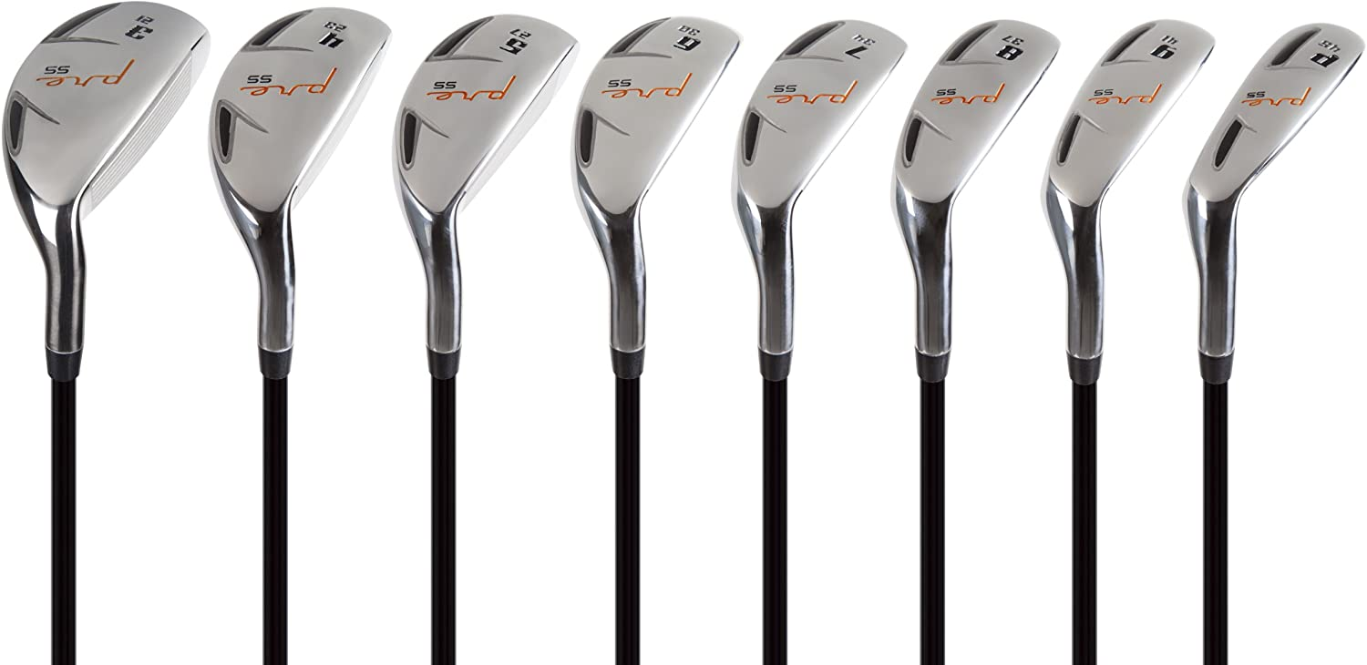 Pinemeadow Golf Men s Pre Progressive Hybrid Set