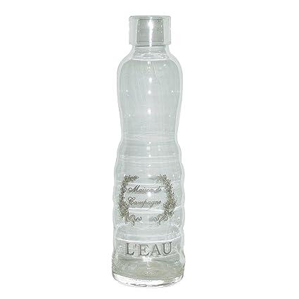 Better & Best 0911221 - Botella pequeña de agua para nevera