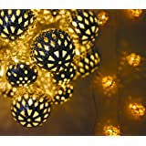 Fairy Lights - Maroq Decorative Indoor Light Chain- 28 LED String Lights - Mains Powered - ThinkGadgets - Transformer Supplied