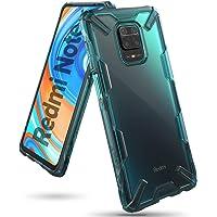 Ringke Fusion-X Diseñado para Funda Xiaomi Redmi Note 9S, Redmi Note 9 Pro, Carcasa Protección Resistente Impactos TPU…