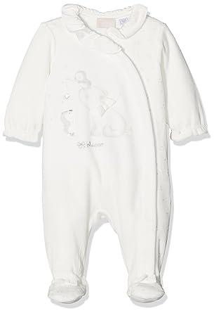 Chicco 9021472, Pelele para Bebés, Blanco (Naturale), (Talla del Fabricante: 050): Amazon.es: Ropa y accesorios
