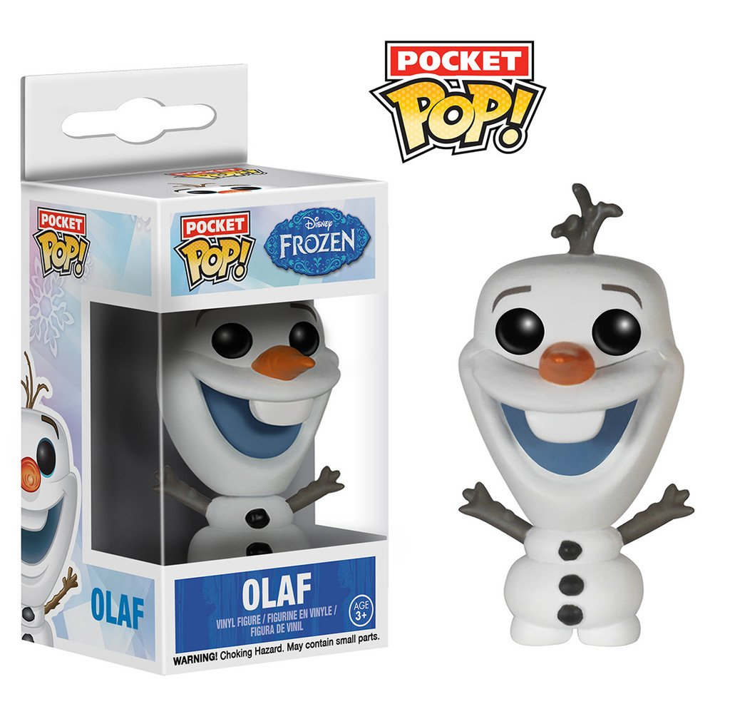Funko 21573 Olaf with Kittens Olaf/'s Frozen Adventure S1 Cats POP Vinylfigur,...