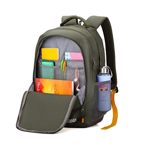 American Tourister 32 Ltrs Olive Casual Backpack (AMT Fizz SCH Bag 03 -  Olive)  Amazon.in  Bags 44a9df818d1a7