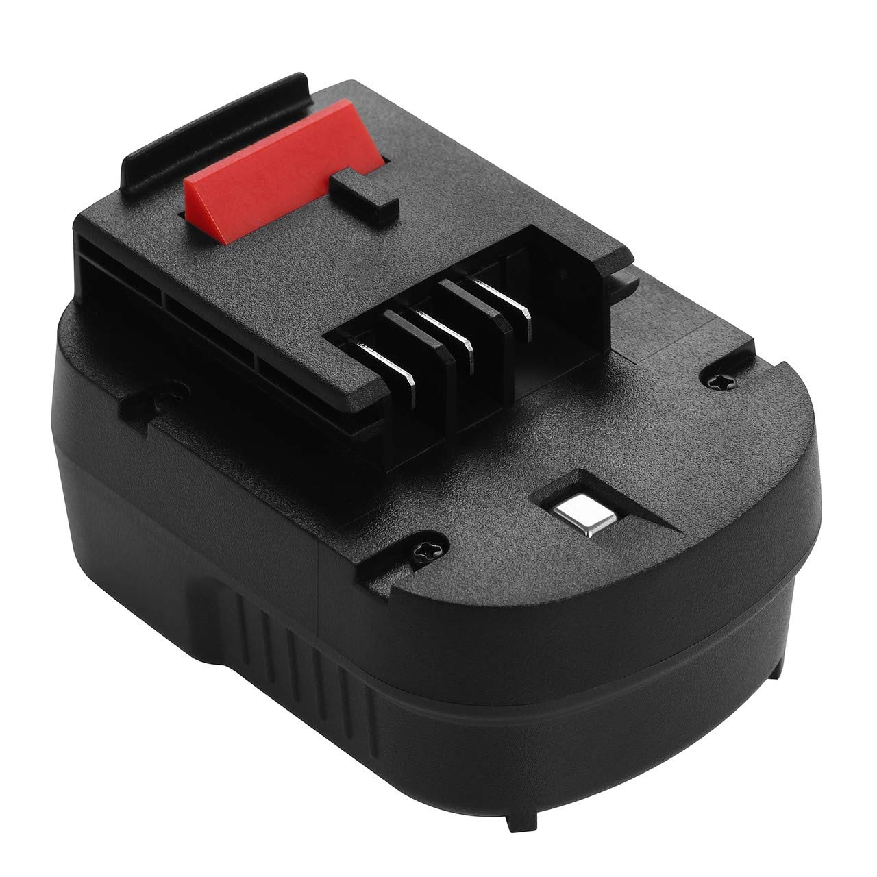 Upgraded Powerextra 12V 3000mAh NI-MH Replacement Battery Compatible with Black & Decker A1712 FS120B FSB12 HPB12 A12 A12-XJ A12EX FS120B FSB12