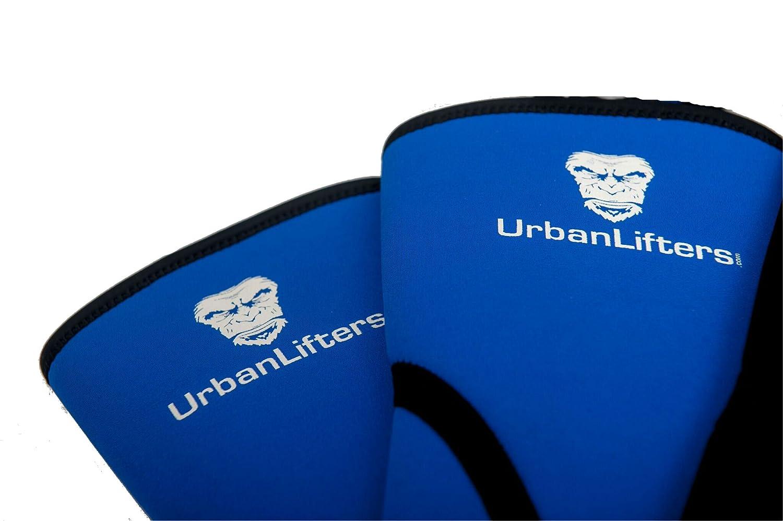 Urban Lifters Rodilleras Par 7mm Knee Sleeves Crossfit//Halterofilia