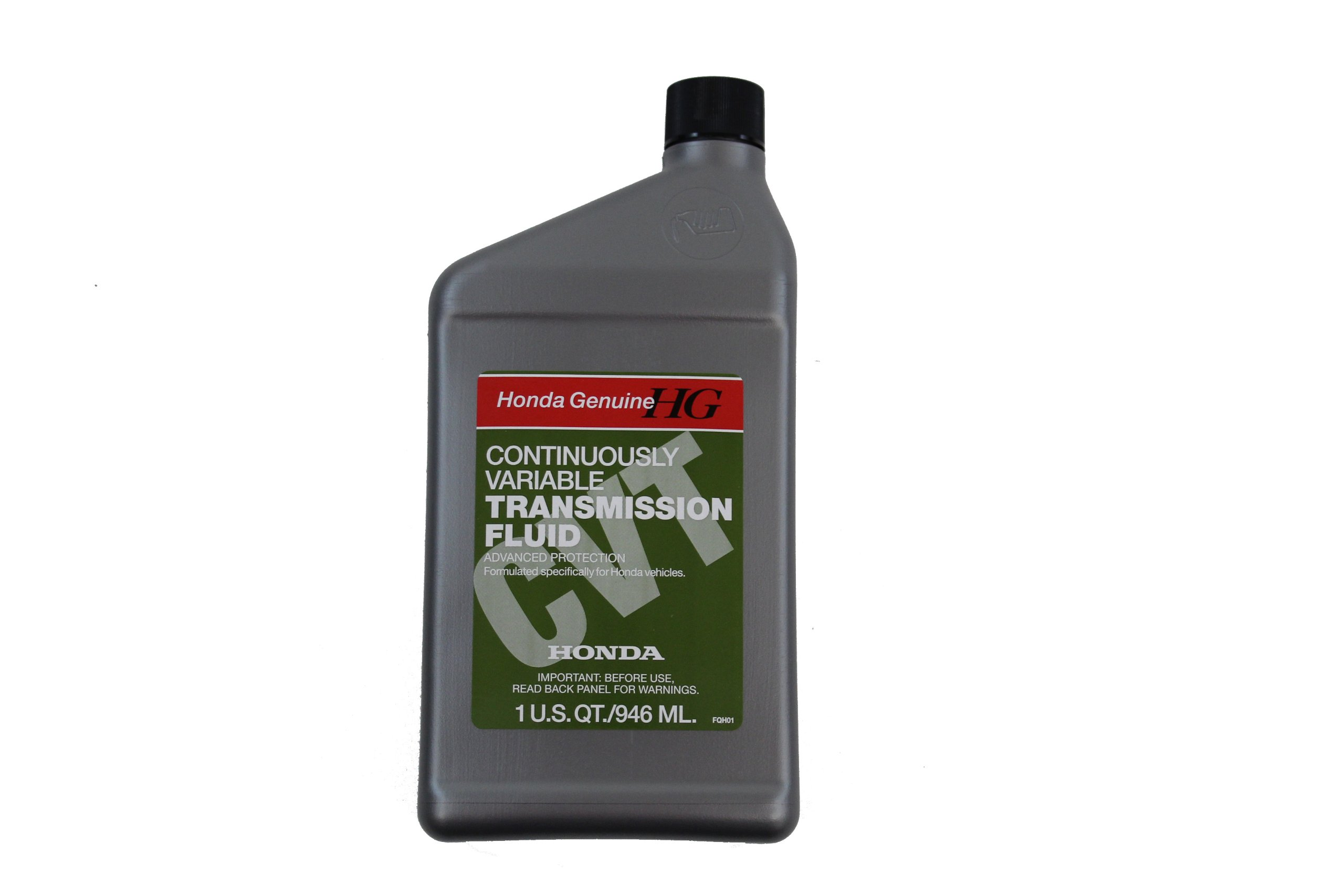Honda Genuine Fluid 08200-9006 CVT-1 Continuously Variable Transmission Fluid - 1 Quart