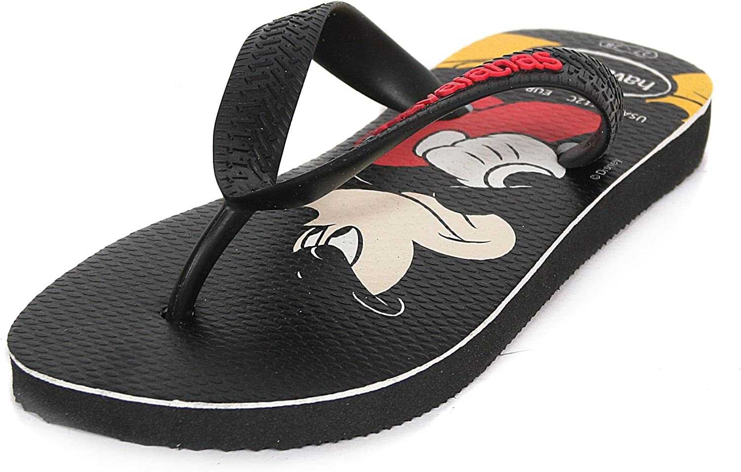Flip Flops Sandals Mickey Mouse