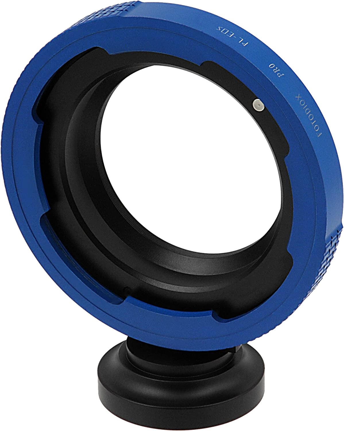 Compatible with Arri PL Lenses to Canon EOS EF//EF-S Cameras Fotodiox Pro Lens Mount Adapter Blue Ver.