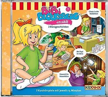 CD Bibi Blocksberg erzählt 3 Tiergeschichten, Bibi
