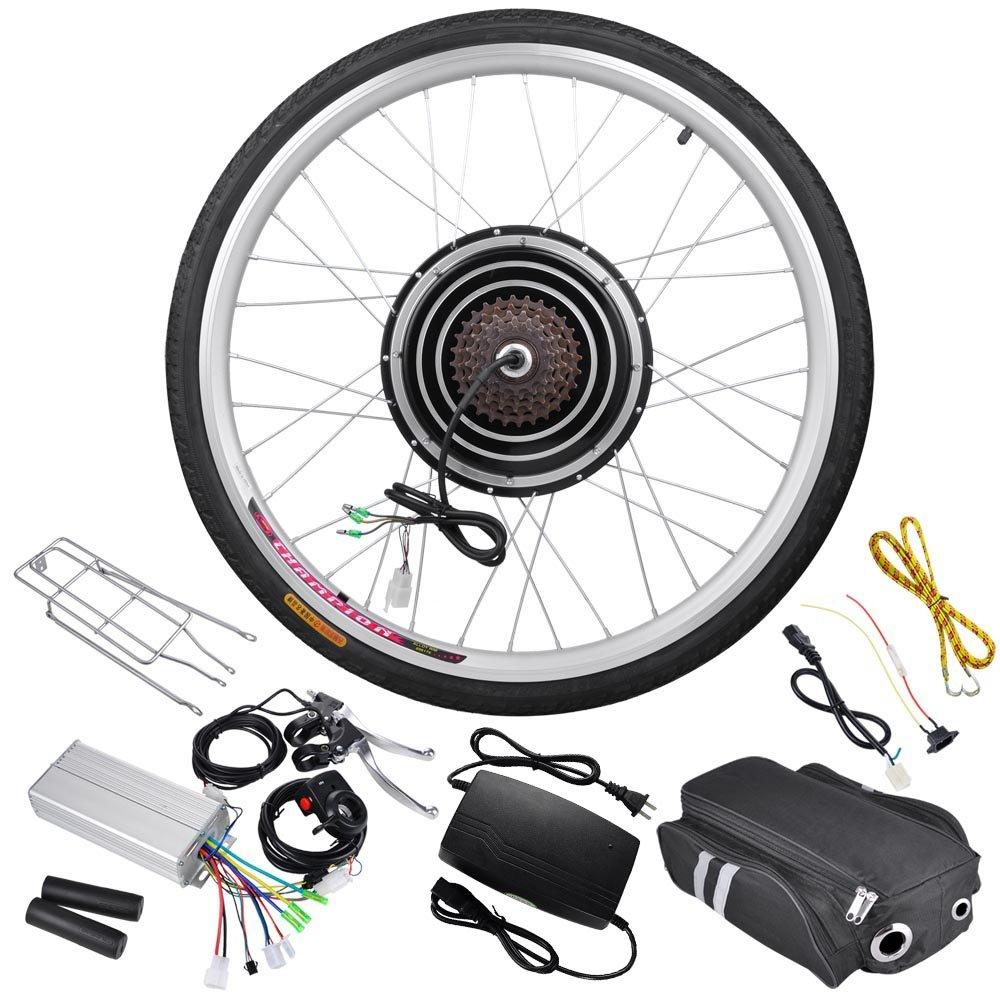 48 Volt 1000 Watt 26 Inch Electric Bicycle Conversion
