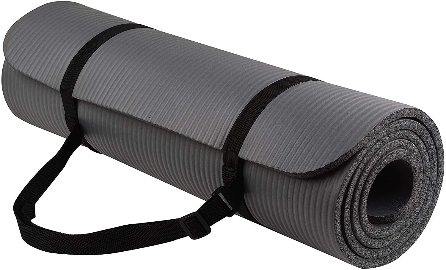 Zemic 6MM Yoga Mat for Gym Workout