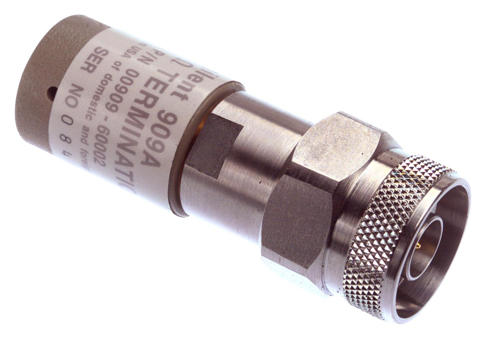 KEYSIGHT TECHNOLOGIES 909A/012 Test Accessory, Coaxial Termination, N Male Connector, DC to 8GHz by Keysight