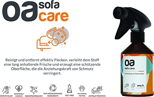 Oa Sofa Care 500ml Amazon De Drogerie Korperpflege
