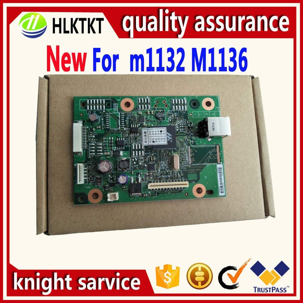 Printer Parts New CE831-60001 CB409-60001 CZ172-60001 Yoton Board for hp M1132 M1132NFP 1132 M1136 M1130 M125A M126A 1018 1020 MainBoard Color: 1020 Original New