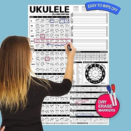 Amazon.com: Creative Ukelele Cartel () es un cartel one-of-a ...