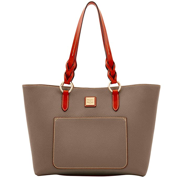527d3fa18 Amazon.com: Dooney & Bourke Pebble Grain Tammy Tote: Shoes