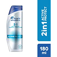 Head & Shoulders 2-In-1 Active Protect Shampoo, 180ml