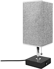 Table Lamps Amazon Com Lighting Amp Ceiling Fans Lamps