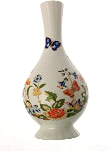 Cottage Garden Aynsley Vase Globe Vase 15.5 cms