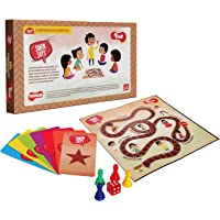 Toiing Simon Says Standard Classic Party Board Game for Children, Multi Color