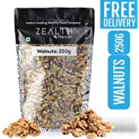 Zealth - Premium Kashmiri Walnuts Kernels - Without Shell (250gm)