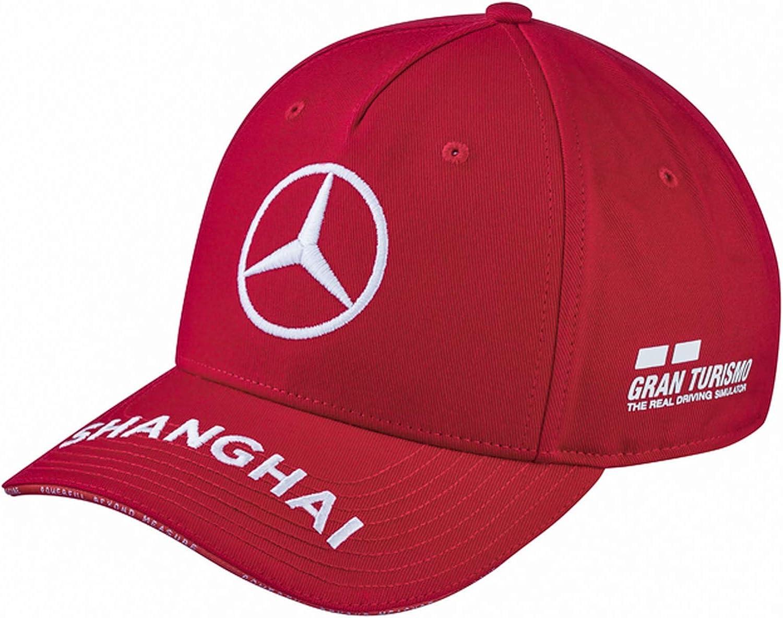 Mercedes Benz Cap Hamilton Special Edition China Formula One Shanghai Bekleidung