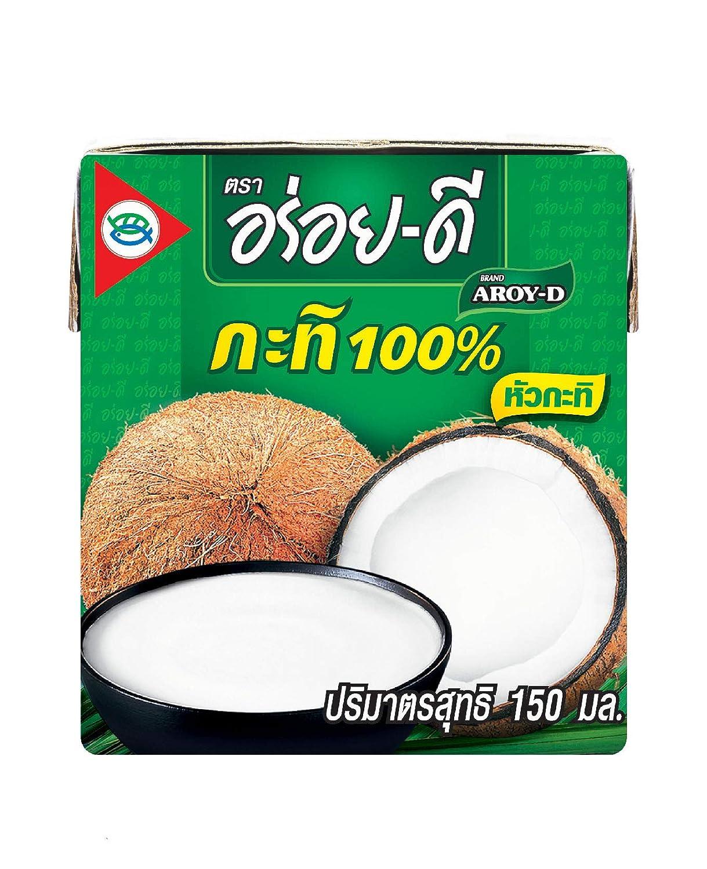Aroy-D 100% Coconut Milk 5.1 Fluid Ounce