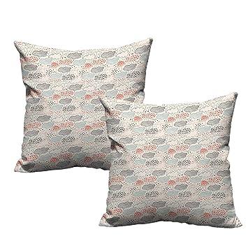 Amazon.com: Acelik - Fundas de almohada para paraguas con ...