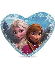 Disney Frozen - Cojin con Forma de Corazon de Frozen