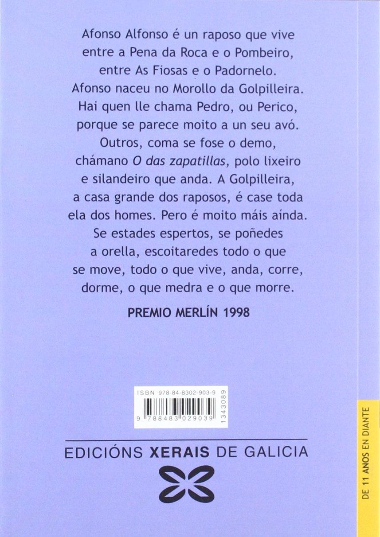 Memorias dun raposo (Merlín): Amazon.es: Reigosa, Antonio, Uhía ...
