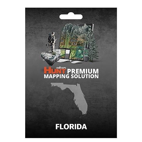 florida maps for garmin gps