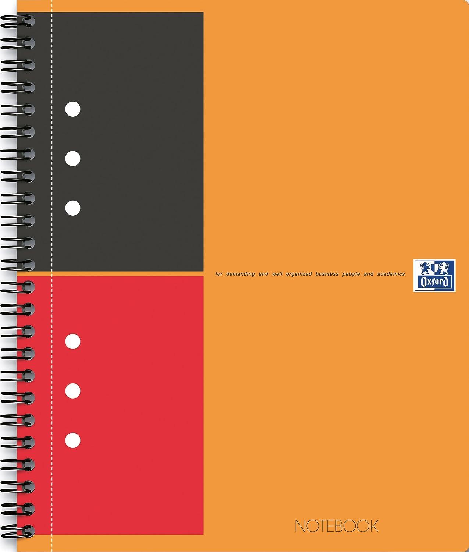 Oxford 400055725 Notebook Conn OX.INT A4+ 160P 80G 5MM Hamelin Brands