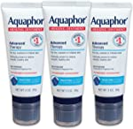 Aquaphor Healing Ointment With Touch-Free Applicator - Pack of 3, For