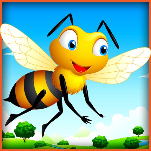 Brave Bee Flight (Bee Mine Honey)