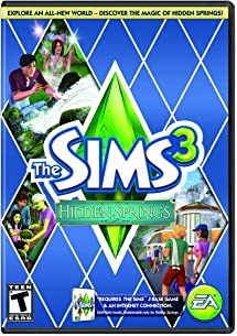 Amazon Com The Sims 3 Hidden Springs Online Game Code Video Games