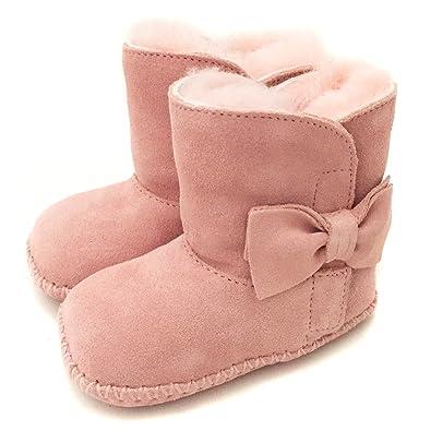 nuances de mode de vente chaude nuances de UGG Australia , Chaussures Souples pour bébé (Fille) Rose ...