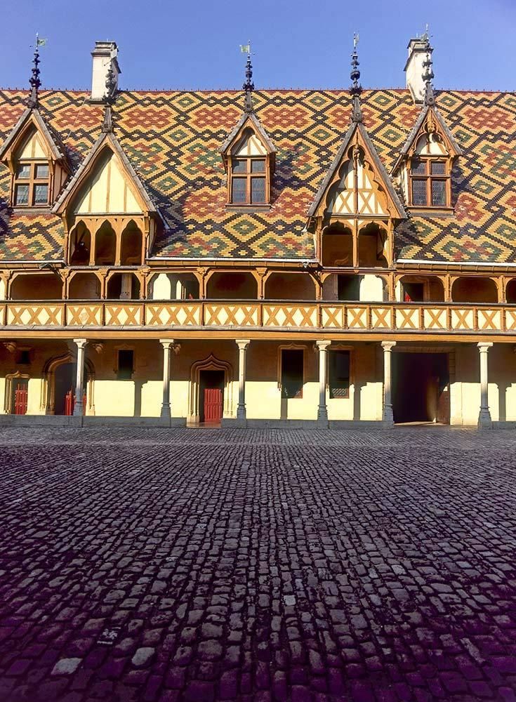Amazon com: France, Photography, Hotel Dieu, Baune, Cote-d