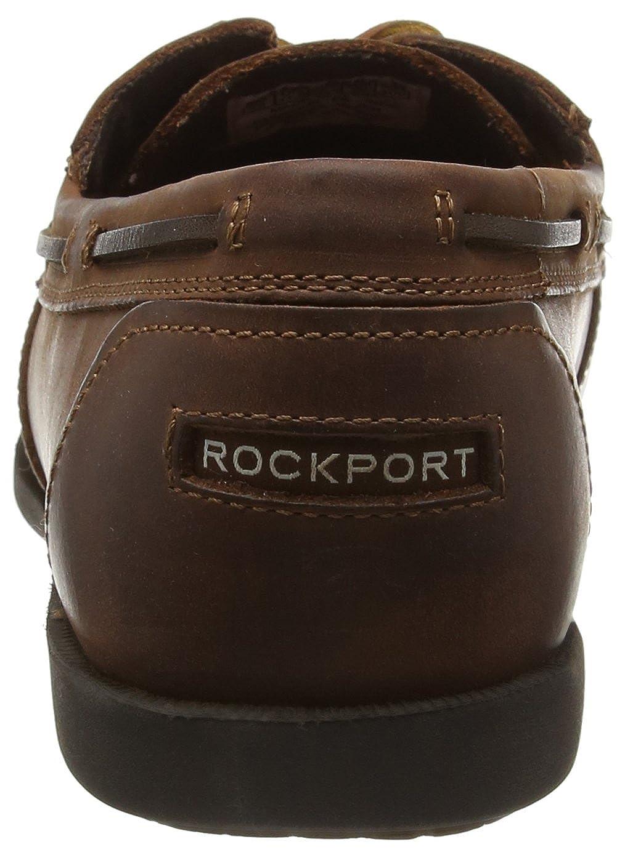pero no vulgar nueva estilos ajuste clásico Náuticos para Hombre M76999 M76999_Tan-7 Rockport 2-Eye ...