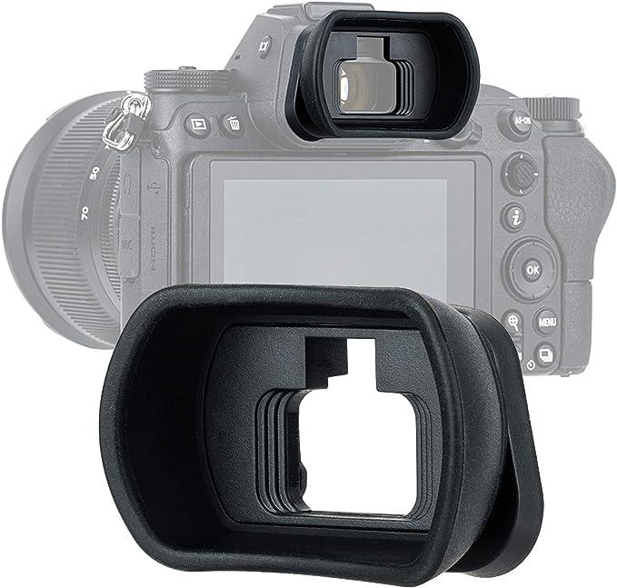 Black Hilitand Camera Lens for Nikon Z6,CC-Mil2518N 25mm F1.8 20cm ...