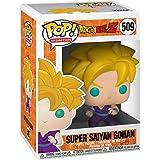 Pop 509 Gohan Ssj Dragon Ball Z, Funko Multicolorido, Pequeno