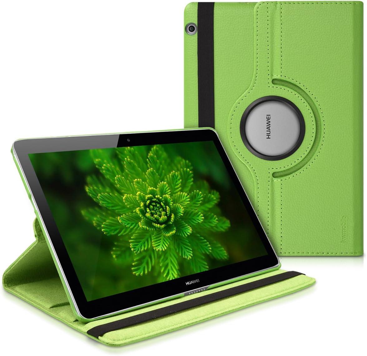 Kwmobile Hülle Kompatibel Mit Huawei Mediapad T3 10 360 Tablet