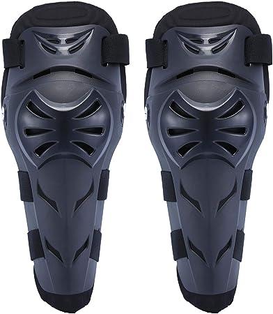 WILDKEN Rodilleras de protección de Motocicleta Protector de Codo/Rodilleras para moto Rodilleras de Motocicleta Rodilla Almohadillas Enduro Ajustable ...