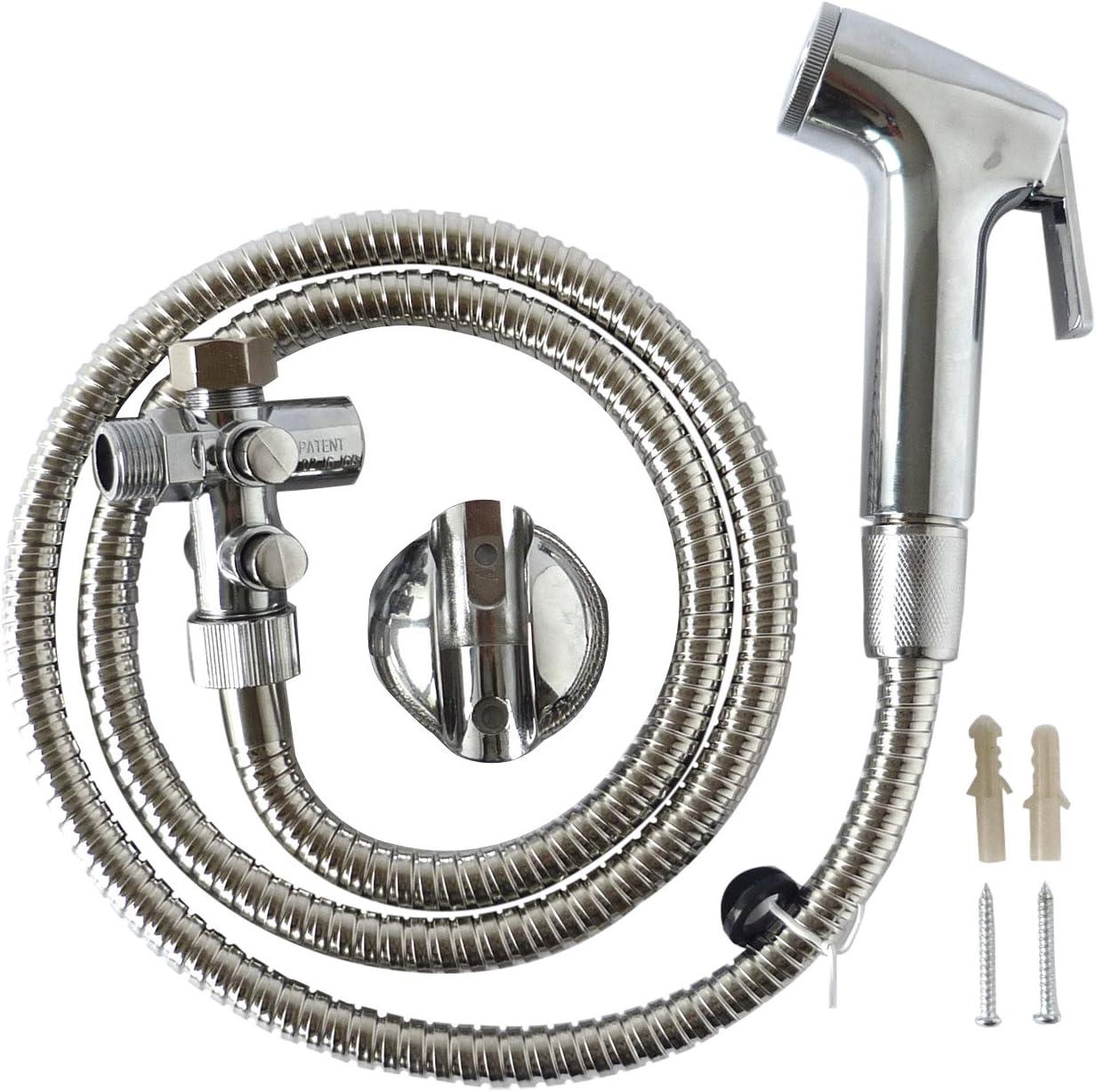 Gelco Design 707509 Kit Douchette Wc Plus Pour Hygiene Intime
