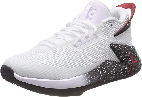 Nike Fly Lockdown (GS), Zapatos de Baloncesto Unisex Niños, Blanco ...