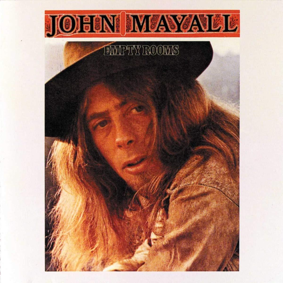 Empty Rooms: John Mayall, John Mayall: Amazon.fr: CD et Vinyles}