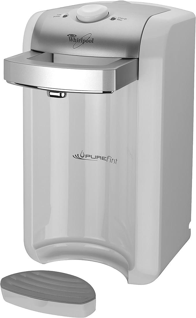 Whirlpool Wpro Puf 100 Pure First - Filtro de Agua, Color Blanco ...