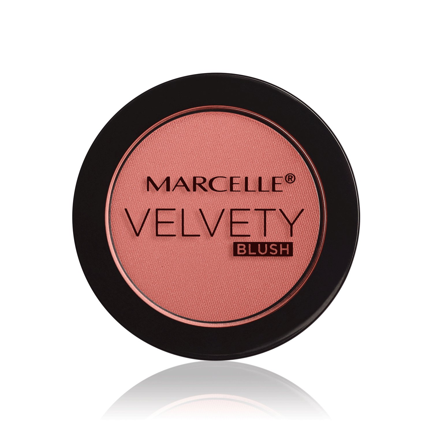 Marcelle Velvety Blush, Soft Coral, Hypoallergenic and Fragrance-Free, 0.11 oz